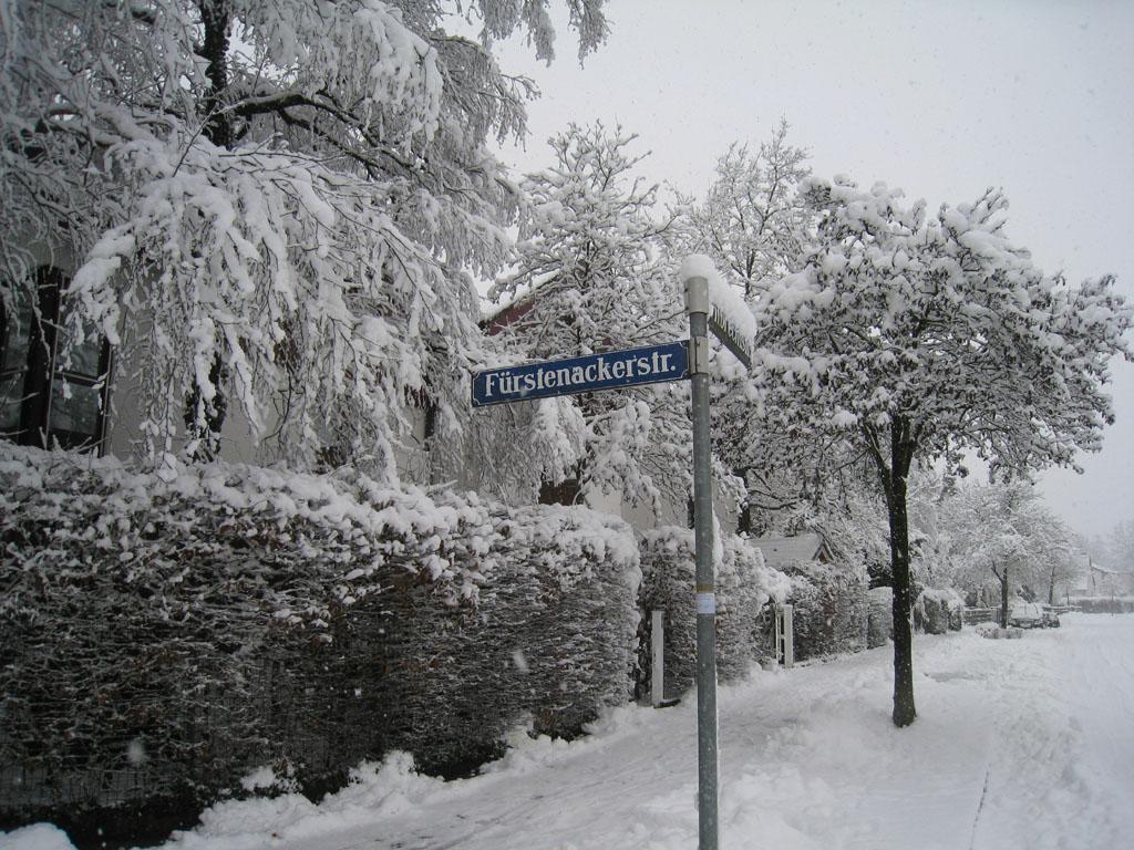 Happy snowday from solln ten months in munich Markisen munchen solln